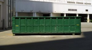 Large Skip Container